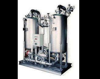 PSA圧縮空気除湿装置